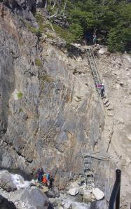 (Photo courtesy of fellow hiker S. Prichard)