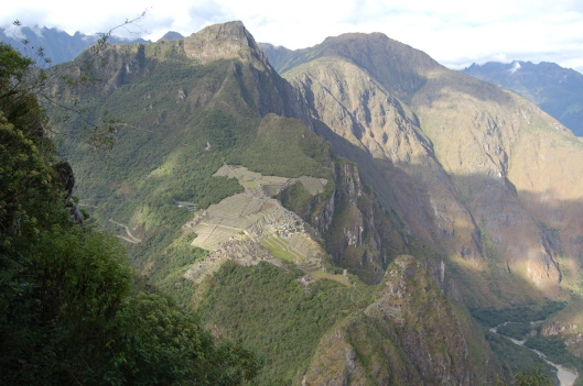 Inca Trail - Peru 084
