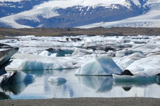 Glacial lagoon, Jokulsarlon
