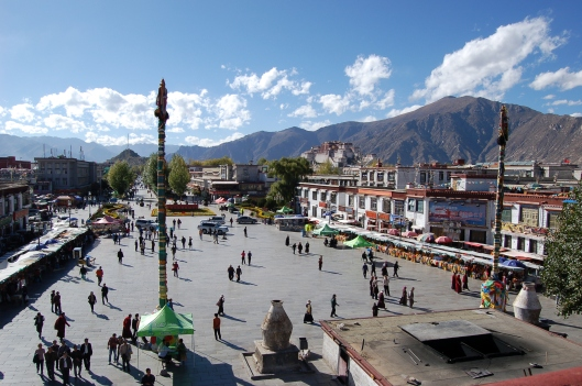 China and Tibet 2009 469