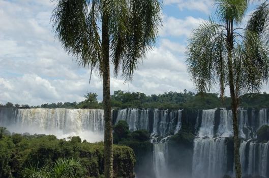 Iguazu Falls, Iguazu, Argentina