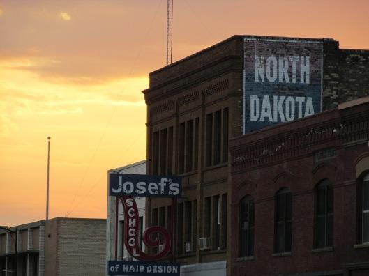 Downtown Fargo, North Dakota
