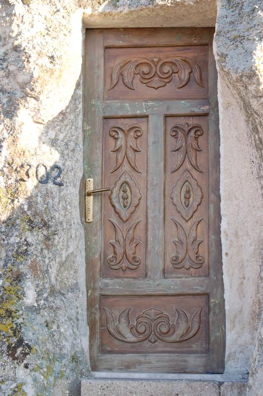 Cave hotel, Goreme, Cappadocia, Turkey