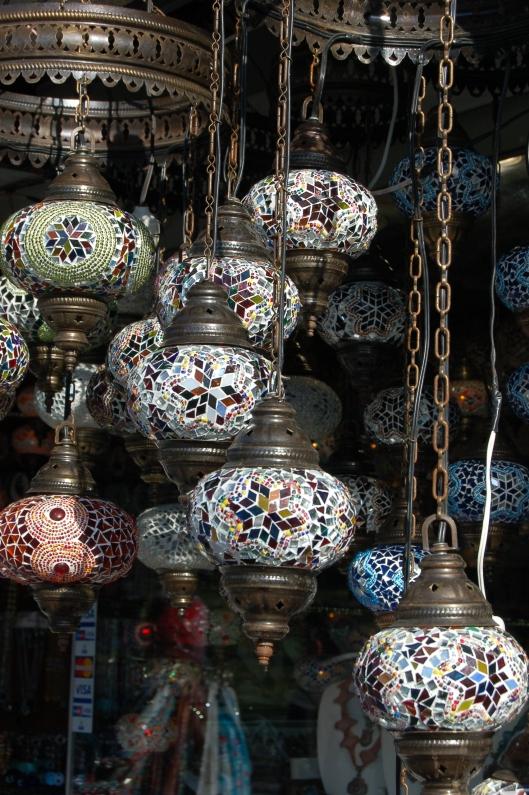 Grand Bazaar wares, Istanbul