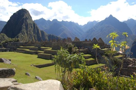 Inca Trail - Peru 093