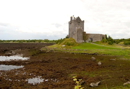 Dunguaire Castle near Ballyvaughan, Ireland