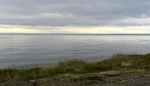 Strait of Magellan near Punta Arenas