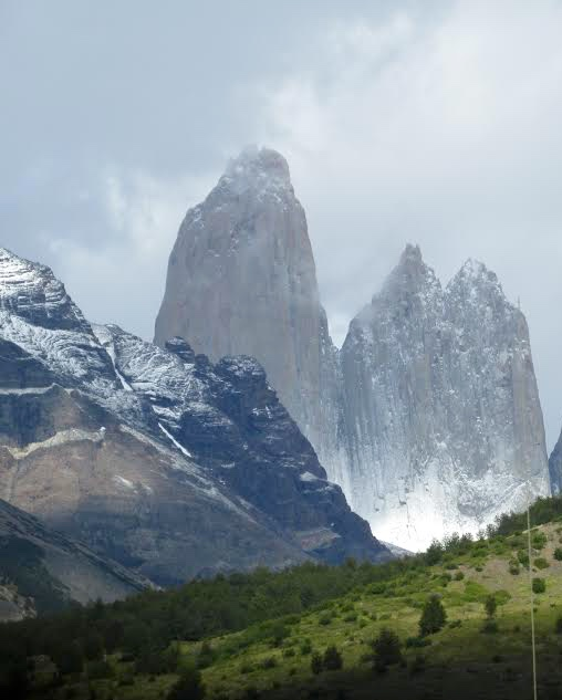 Las Torres, Torres del Paine National Park , Chile