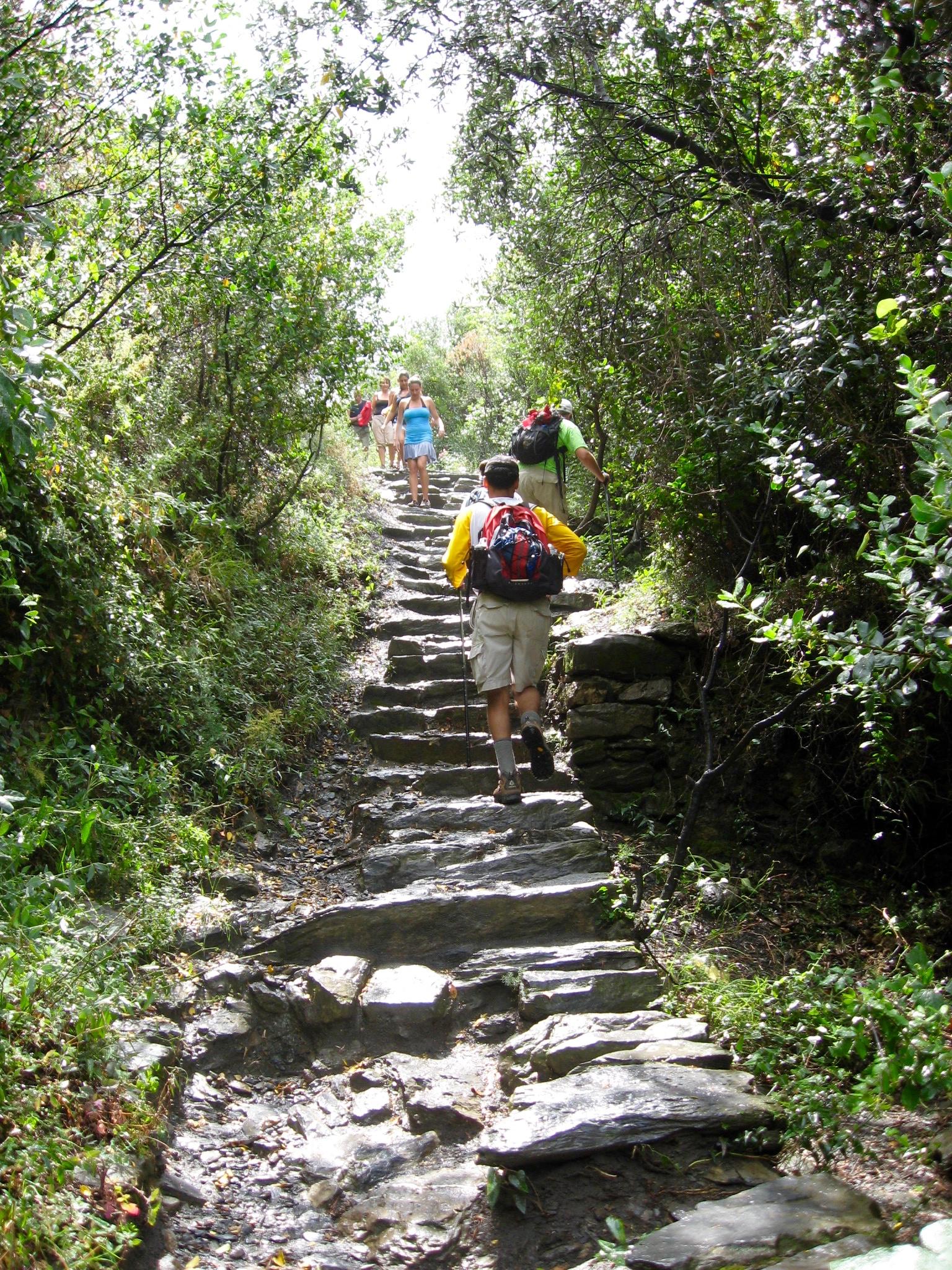 Tour de Mont Blanc & Italy 290