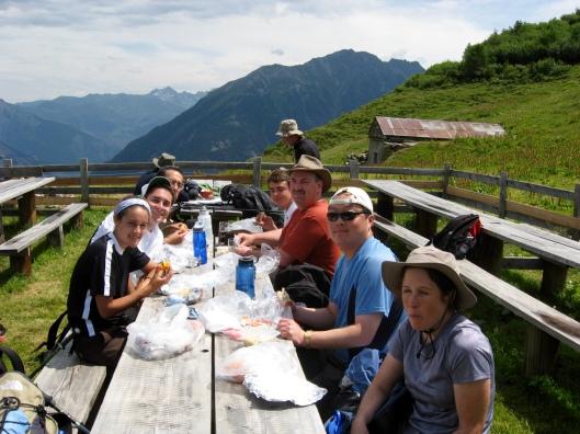 Tour de Mont Blanc & Italy 182